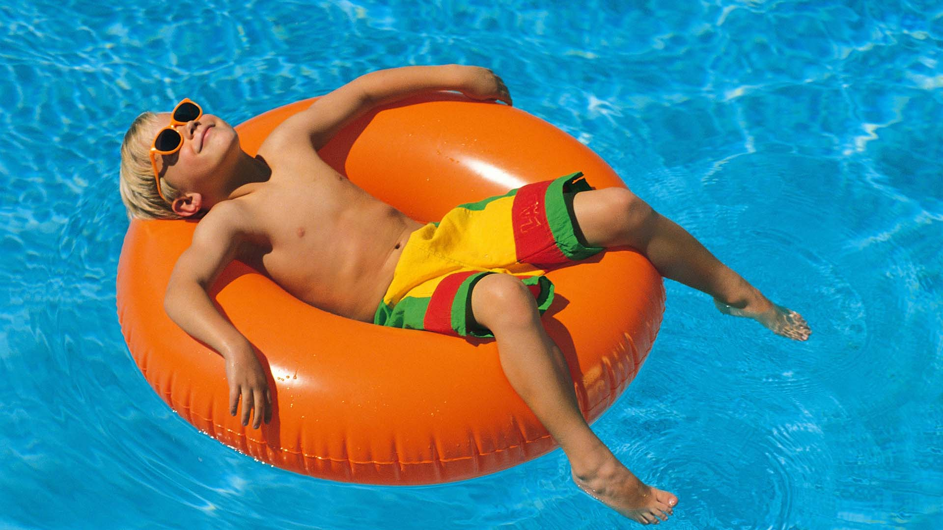 Safe, Healthy Pools